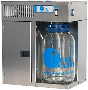 Pure Water Mini-Classic CT Water Distiller