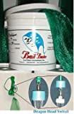 Bait Buster Bait Cast Net: 3/8″ Sq. Mesh, 5 ft Radius, Outdoor Stuffs