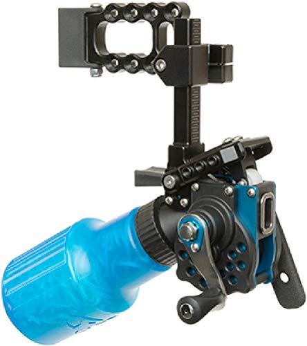 Fin-Finder Winch Pro Bowfishing Reel RH Blue
