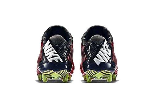 Nike Vapor Carbon Elite Td Heren Voetbal Klampen Universiteit Rood / Grijs