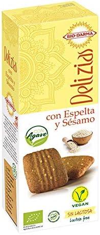 BIO DARMA, Galleta fresca de avena (Espelta y sésamo) - 135 gr ...