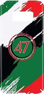 Switch Galaxy S8 Hard Case UAE National Day - 47 UAE 3