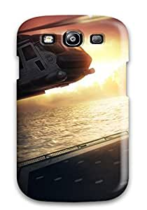 MaYDZcD8417vAMZR Anti-scratch Case Cover CaseyKBrown Protective Set Down At Sunset Case For Galaxy S3