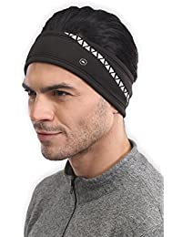 9c702a84cd2 Fleece Ear Warmers Headband Ear Muffs for Men   Women - Stay Warm   Cozy