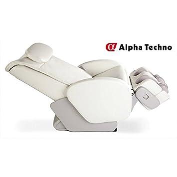 Alpha Techno Fauteuil électrique Massant At7300 Beige Amazonfr