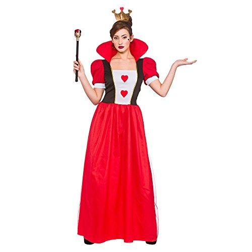 Ladies Fairytale Costumes (Storybook Queen Fairytale Ladies Fancy Dress Costume)