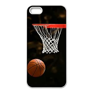 lintao diy Customized case Of Basketball Hard Case for iPhone 5,5S