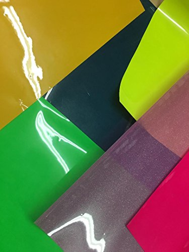 Extreme Film Iron On Heat Transfer Vinyl - Grab Bags! 1 Yard (36in) Misc Cuts