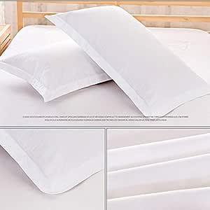 Jessie&Eleven - Juego de sábanas de 3 piezas, suave algodón ...