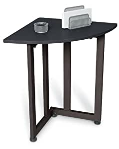 OFM 55107-GRPT Quarter Round Table/Telephone Stand