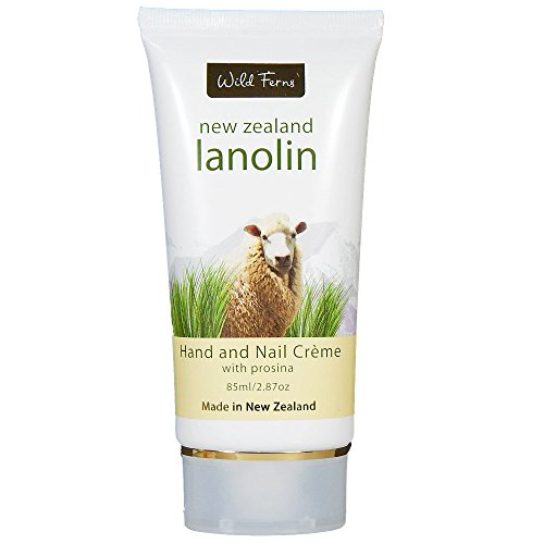 Lanolin Hand and Nail Creme by Wild Ferns
