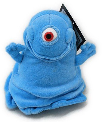 (Japan Import Bob Monsters VS Aliens mini brush stuffed)