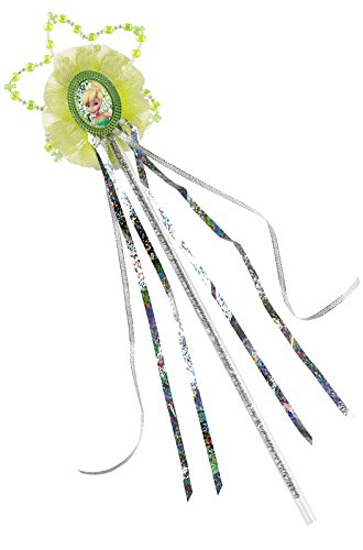 [Disguise Disney Fairies Tinker Bell Wand Costume Accessory] (Tinkerbell Fairy Costumes For Women)