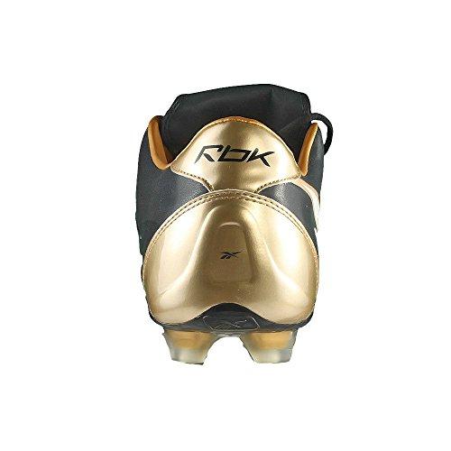 Reebok - Sprintfit II FG - 182552 - Color: Blanco-Dorado-Negro - Size: 40.0