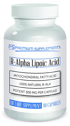 R-Alpha Lipoic Acid 300MG OF PURE R-LIPOIC ACID 90 count. (((( MAX STRENGTH ))))