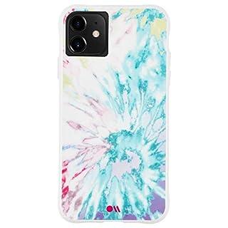 Case-Mate - iPhone 11 Case - TIE DYE - Opaque Color Design - 6.1 - Sun Bleached (CM041360)