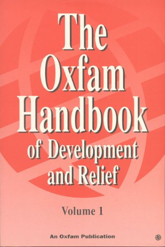 The Oxfam Handbook of Development and Relief (2-Volume set)