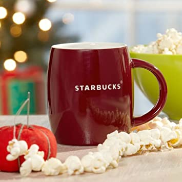 Starbucks Red Valentineu0027s Day Mug, ...