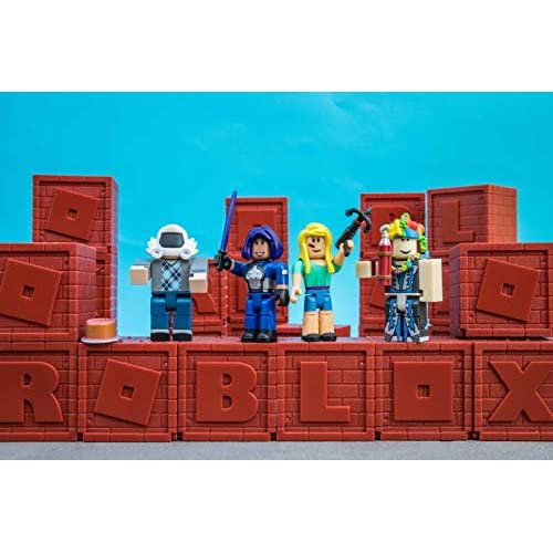 Roblox Series 4 Mystery Figure Six Pack - po roblox summoner tycoon 6 pack toys games bricks