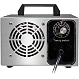 220V 20g/h O3 Ozone Generator Machine air Purifier Air Cleaner Deodorizer Sanitizer with Timing Switch