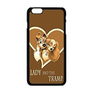 Lady and the tramp Cell Phone Case for iPhone plus 6