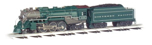 Williams By Bachmann 4 6 4 Hudson Semi Scale Stealer Locomotive Northern Pacific   O Scale