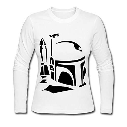 Price comparison product image Seico Women Star Wars Science Fiction Movies Tshirts White Size XL