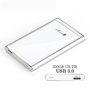 Amazon.com: HDD 2.5 External Hard Drives USB 3.0 High ...