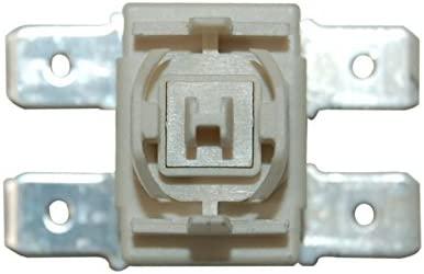 Ariston Lavavajillas ON/OFF interruptor. Genuine número de pieza ...