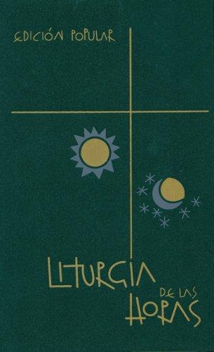 Liturgia de Las Horas: Edición Popular = Liturgia de Las Horas