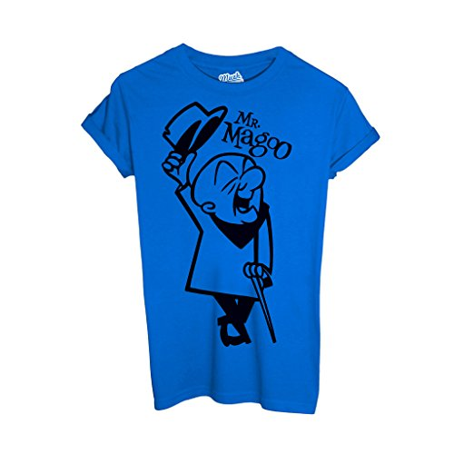 T-Shirt Mr.Magoo - CARTOON by Mush Dress Your Style