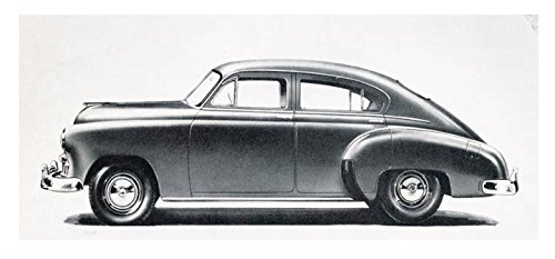 Amazon com: 1949 Chevrolet Fleetline Special Sedan Factory