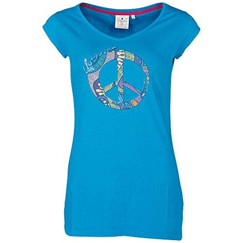 Chiemsee T-Shirt Top ILONA - Camiseta Azul