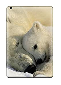Forever Collectibles Polarbears Hard Snap-on Ipad Mini/mini 2 Case