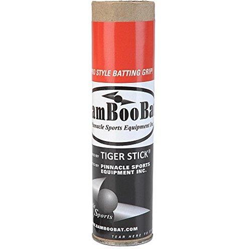 Pinnacle Sports BamBooBat Tiger Stick Batting Grip by Pinnacle