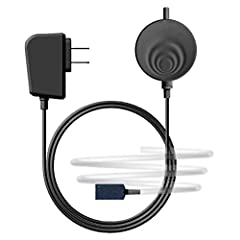The U-pick air pump stands out in small fish tank pumps for its light-weight,quiet,small compact design.  Full copper motor,build in a thin piezoelectric ceramic plate, unlike traditional air pump, it is effectively reducing the noise when it...