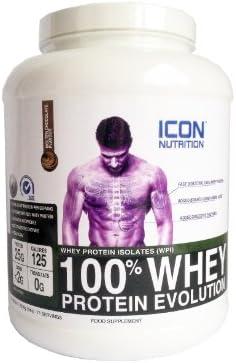 Icon Nutrition 100% Whey Protein Evolution Molten - Chocolate ...
