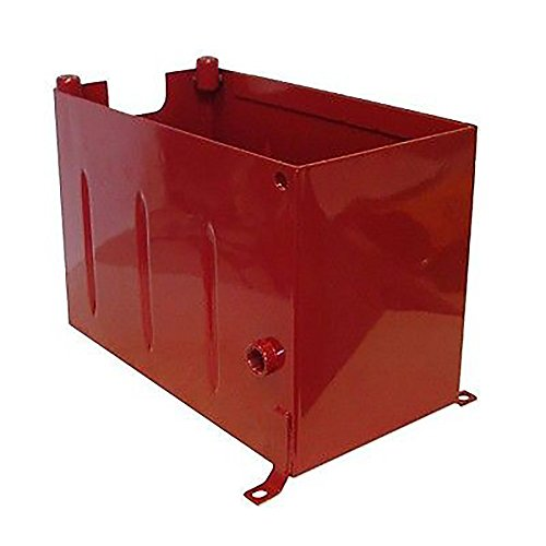 - 358693R91 New Battery Box Made to fit International Farmall Super M & MTA