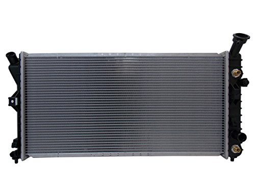 RADIATOR FOR BUICK CHEVY FITS IMPALA MT CARLO CENTURY REGAL 3.1 3.4 3.8 2343 (Radiator Auto Century Buick Car)