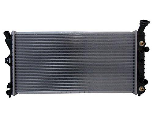 2343 RADIATOR FOR BUICK CHEVY FITS IMPALA MONTE CARLO CENTURY REGAL 3.1 3.4 3.8 (Monte Carlo Parts Radiator compare prices)