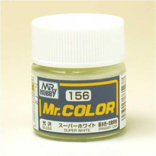 Mr.カラー C156 スーパーホワイト