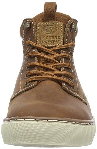 Dockers Uomo Marrone by Gerli 33EC010 Alte Reh Sneaker rB6rXq