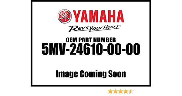 Yamaha 5KM246100000 Fuel Tank Cap Assembly