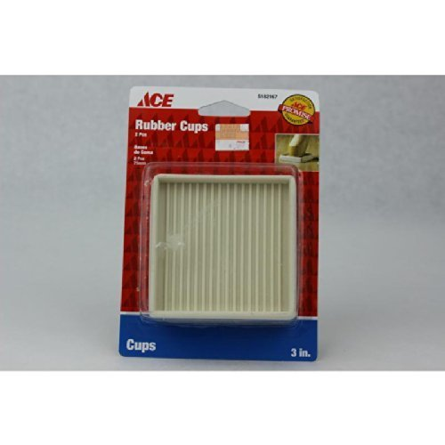 CUP CSTR 3  SQ WH ACE CD2 [Misc.] by ACE