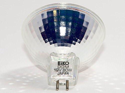 Eiko 80W 19V Haolgen DDM Bulb