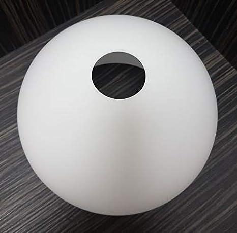 Lámpara de arco de cristal de repuesto E27, lámpara colgante, pantalla de repuesto, lámpara de pie para salón: Amazon.es: Iluminación