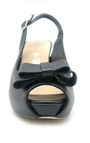 Bailarina de mujer - Maria Jaen modelo 6140N Negro