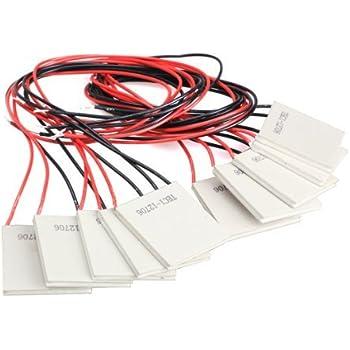 Amazon.com: TEC1-12706 Thermoelectric Peltier Cooler 12 Volt 92 ...