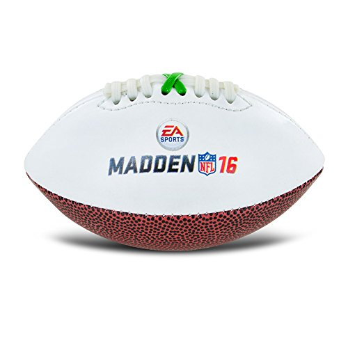 Price comparison product image Electronic Arts Xbox Madden Nfl 16 Mini Football, 6.25