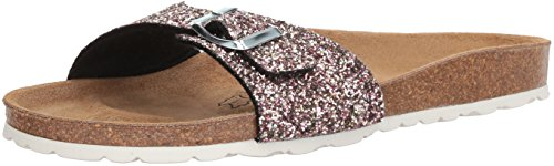 Bayton Women's Zephyr Sandal, Rose, 41 Medium EU (10 US) ()